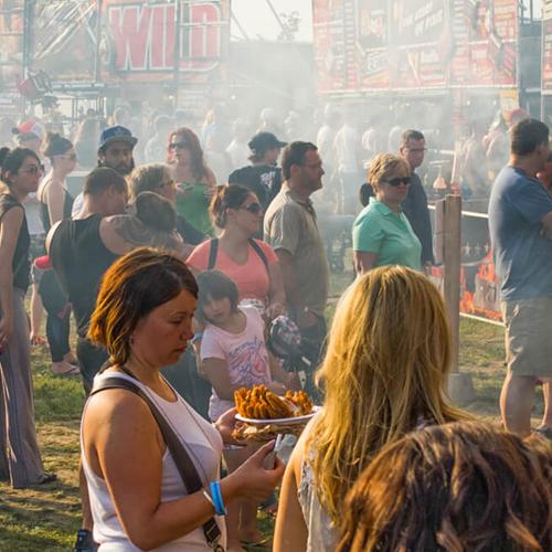 Bradford Ribfest& Music Festival2013-2016