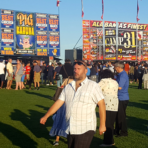 Downsview Park<br /> Ribfest &amp; Music Festival 2016