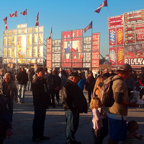 Owen Sound Ribfest<br /> &amp; Music Festival<br /> 2016
